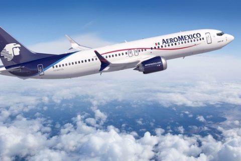 Авиакомпания AeroMexico