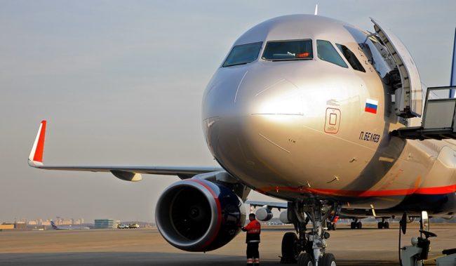 Авиакомпания Аэрофлот повышает топливный сбор