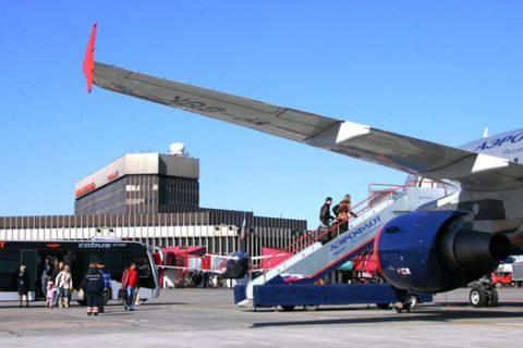 Авиакомпания Аэрофлот пассажиры