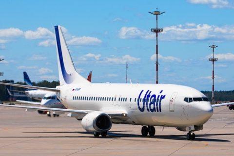 Авиакомпания Utair