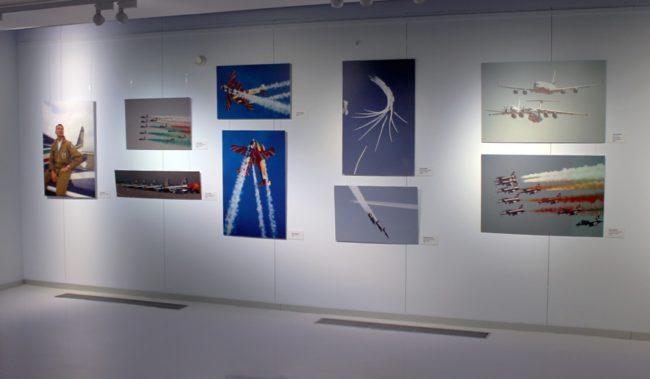 Фото выставка Звезды МАКС