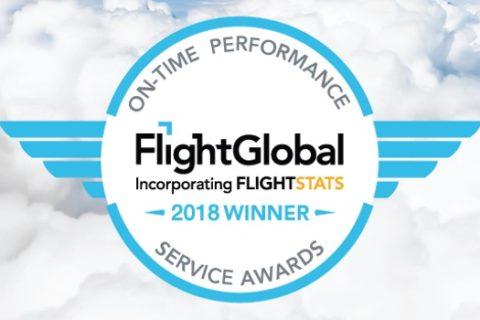 Рейтинг авиакомпаний FlightStats 2018