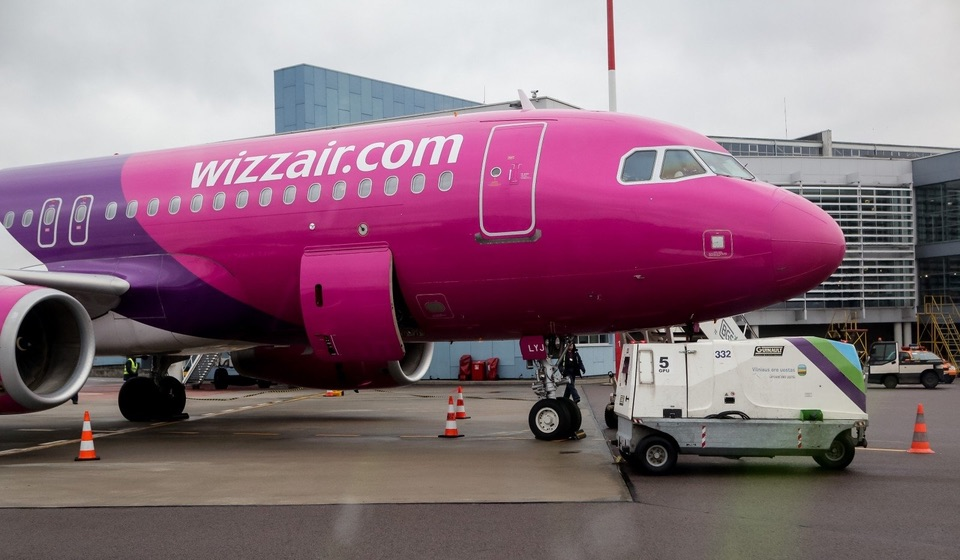 Wizz Air открыл продажу билетов из Москвы и Петербурга в Лондон