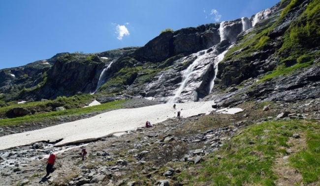 Софийские водопады в Архызе
