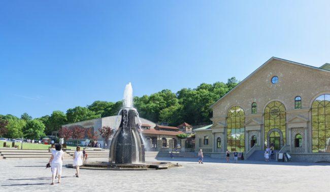 Центр винного туризма в Абрау-Дюрсо
