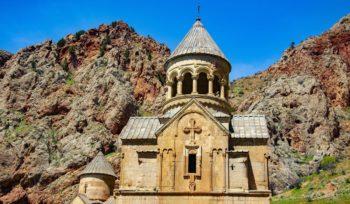 Экскурсионный отдых летом в Ереване