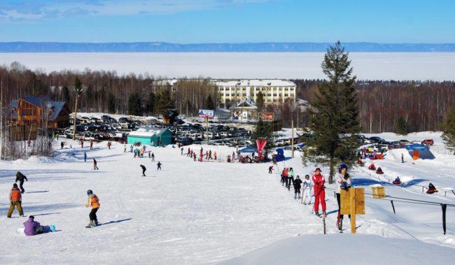Байкал Гора Соболиная