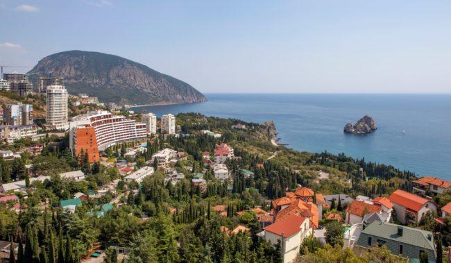 Гурзуф Крым