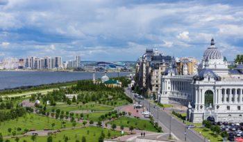 Экскурсионный отдых летом в Казани