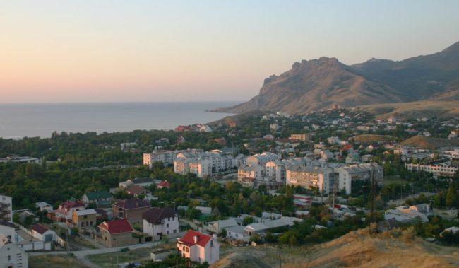 Коктебель Крым