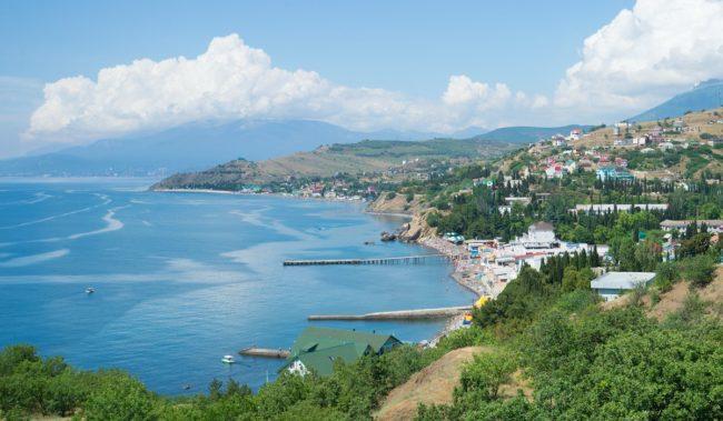 Малореченское Крым