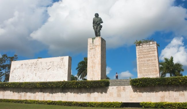 Мавзолей Че Гевары в Санта-Кларе