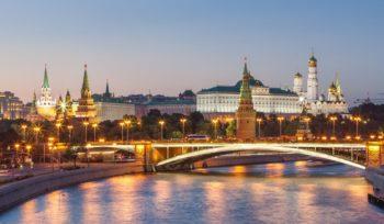 Экскурсионный отдых летом в Москва