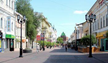 Экскурсионный отдых летом в Нижнем Новгороде