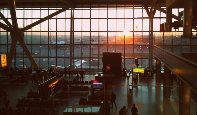 Пересадка в аэропорту