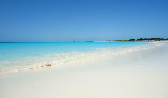 Пляж Ларга в Кайо-Коко
