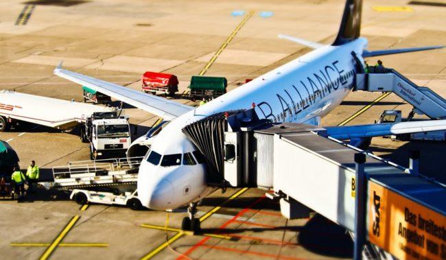 Посадка в самолет Овербукинг