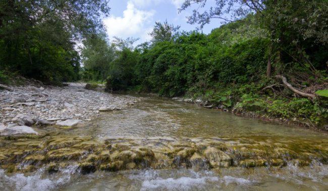Река Большое Пляхо