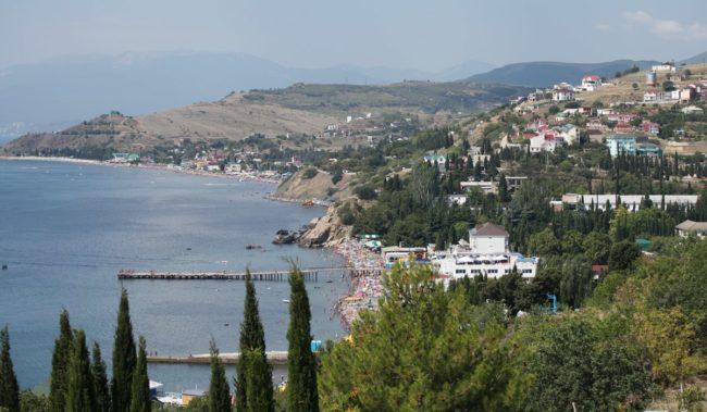Солнечногорское Крым