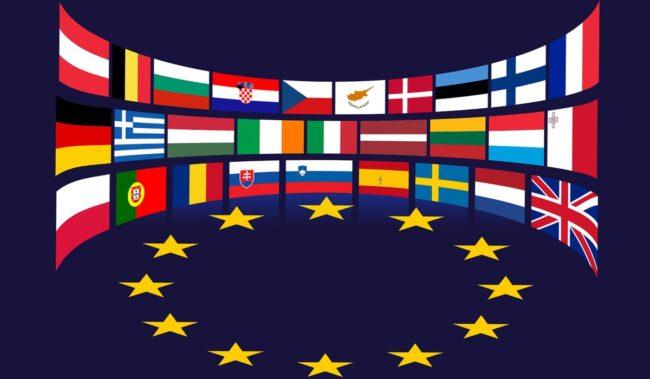 Страны в Евросоюзе