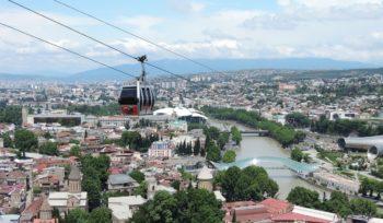 Экскурсионный отдых летом в Тбилиси