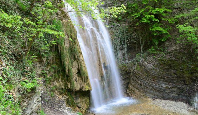 Тенгинский водопад