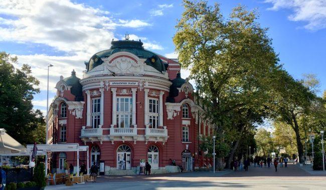 Драматический театр в Варне