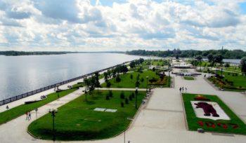Экскурсионный отдых летом в Ярославле
