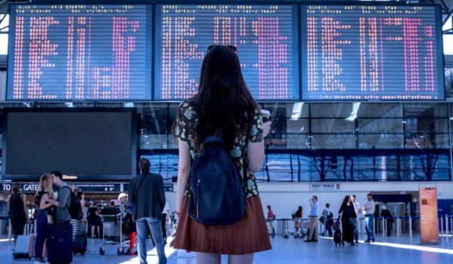 Задержка или отмена рейса авиакомпании