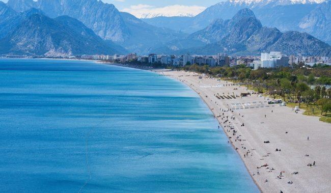 Отдых зимой в Турции Анталия