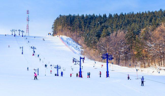 Отдых зимой в Белокурихе