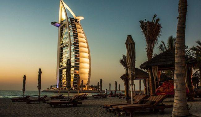 Отдых зимой в Дубае