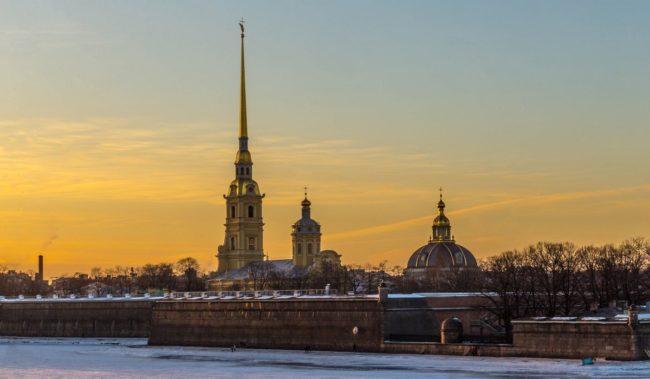 Отдых зимой в Санкт-Петербурге