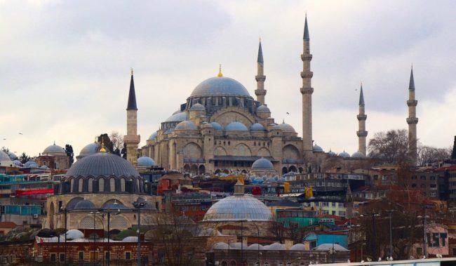 Отдых зимой в Турция Стамбул